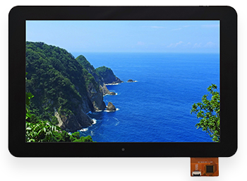 10.1 Inch Touch Screen Supplier